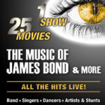 The Music of James Bond and more